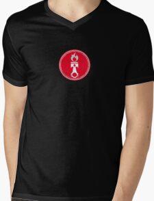 Piston Pattern  Mens V-Neck T-Shirt