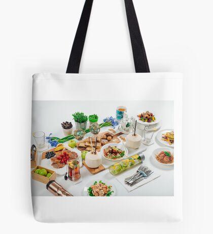Fitpro meals  Tote Bag