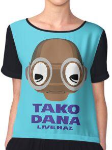 Tako Dana (Live Maz) Chiffon Top