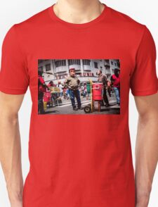 Chávez vive! Unisex T-Shirt
