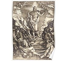 Albrecht Dürer or Durer The Resurrection Poster