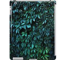 Green garden iPad Case/Skin