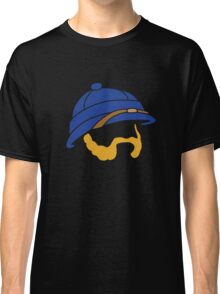 Blue Spelunky Guy Classic T-Shirt