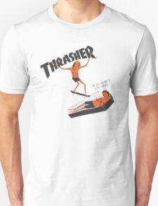 Neck Face X Thrasher Magazine Unisex T-Shirt