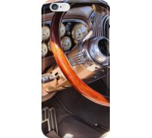 Brass and Wood Beauty iPhone Case/Skin
