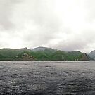 St. Lucia's Southern Coast/Pitons by globeboater
