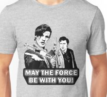Use the Force, Doctor Jedi (Cartoon) Unisex T-Shirt