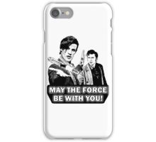 Use the Force, Doctor Jedi (Cartoon) iPhone Case/Skin