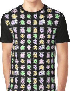 Kawaii zombie ghouls Graphic T-Shirt