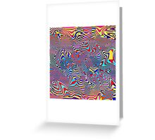1033 Abstract Thought Greeting Card