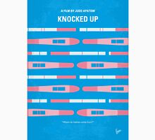No521 My Knocked Up minimal movie poster Unisex T-Shirt