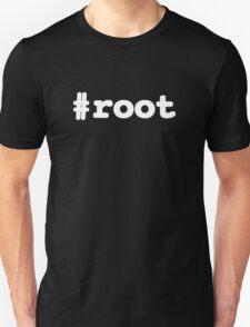 Computer ROOT Unisex T-Shirt