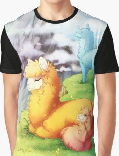 Alpacaland Graphic T-Shirt