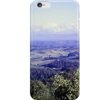 Piccadilly Valley iPhone Case/Skin