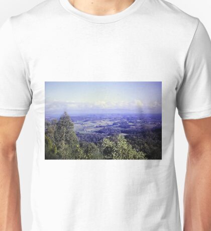 Piccadilly Valley Unisex T-Shirt