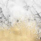 Gold Dust on Marble by Tangerine-Tane