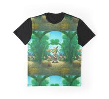 The Minish Village Graphic T-Shirt