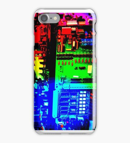 TechPop iPhone Case/Skin