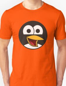 Angry tux Unisex T-Shirt