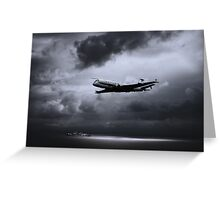 Maritime Patrol and Reconnaissance Greeting Card