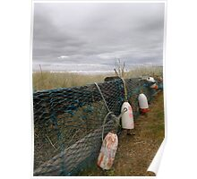 Dunes with a Nautical Twist Poster
