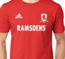 Middlesbrough Football Club Unisex T-Shirt