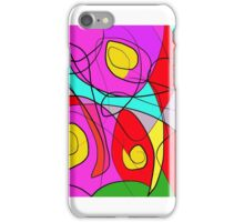 Sailing Into The Wind iPhone Case/Skin