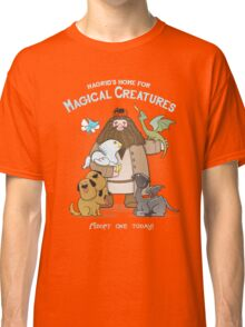 Hagrid's Home for Magical Creatures Classic T-Shirt