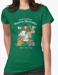 Hagrid's Home for Magical Creatures Womens T-Shirt