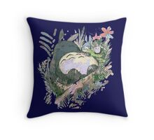 Cute! Throw Pillow