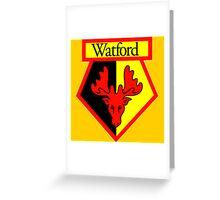 Watford FC Greeting Card