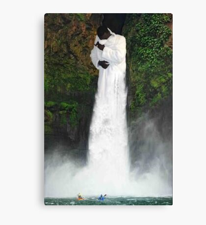 Gucci flow Canvas Print