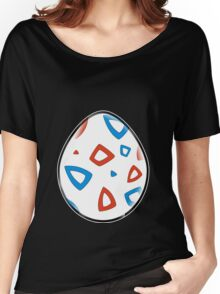 Togepi Egg Design Women's Relaxed Fit T-Shirt