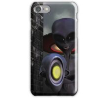 Evil Aliens iPhone Case/Skin