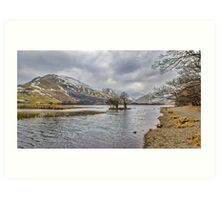 The Shoreline Brothers Water Art Print