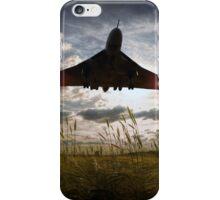 Vulcan Touching Down iPhone Case/Skin