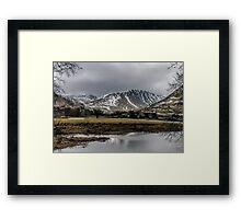 Hartsop Valley  Framed Print