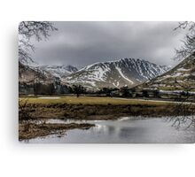 Hartsop Valley  Canvas Print