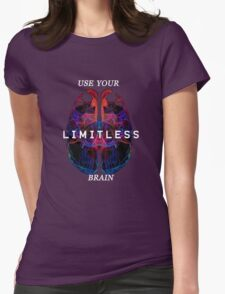 limitless Womens Fitted T-Shirt