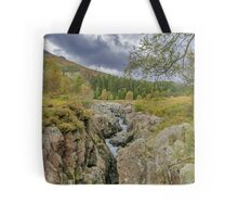 The River Duddon Lake District Tote Bag