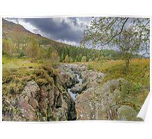 The River Duddon Lake District Poster