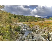 River Duddon Lake District Photographic Print