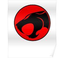 Thundercats Japanese Kanji Poster