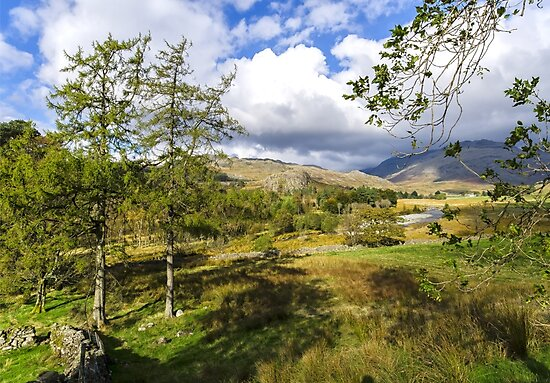 The Duddon Valley by Trevor Kersley