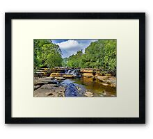 The Force at Keld Framed Print