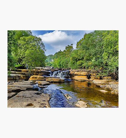 The Force at Keld Photographic Print