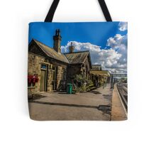 The Station Platform Tote Bag
