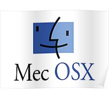Mec OSX Poster