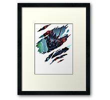 Kha'Zix Framed Print