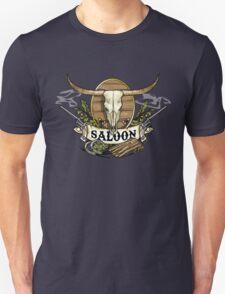 Saloon Unisex T-Shirt